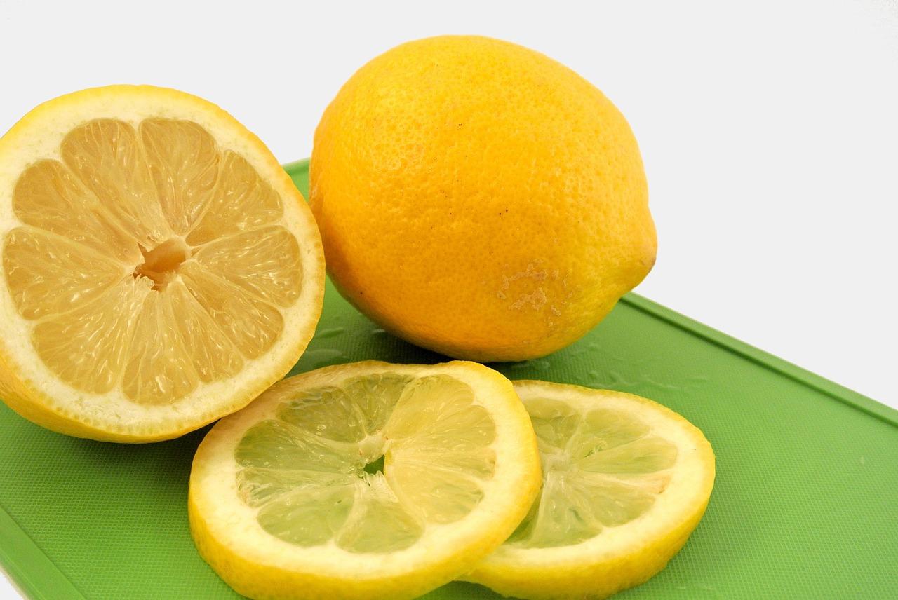 Lemon .... une pharmacie naturelle dans votre réfrigérateur .
