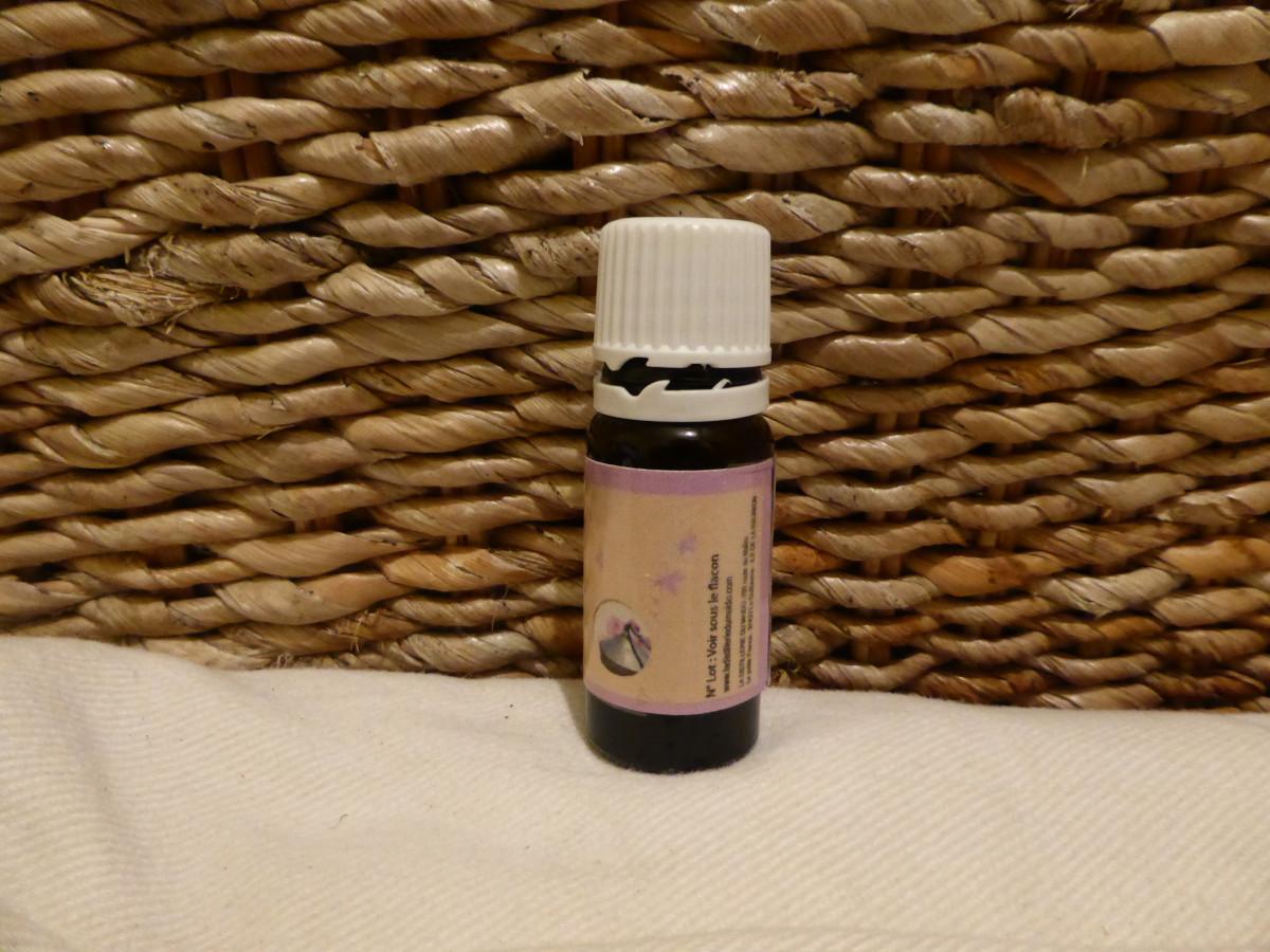 L'huile essentielle de géranium Bourbon de la Réunion (Pelargonium graveolens)