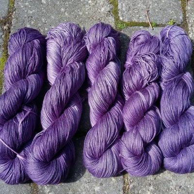 uld silke blåtræ