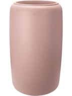 Elho Pure Beads pot large - Pebble Pink 39x67