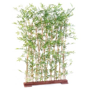 bambou haie artificiel uv-resistant