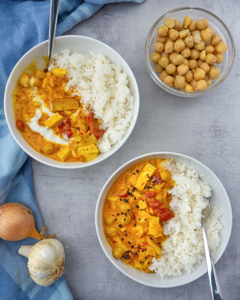 Yellow Thai Curry