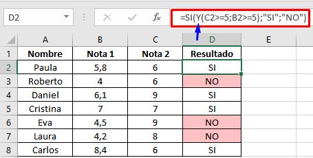 ejemplo-funcion-siY