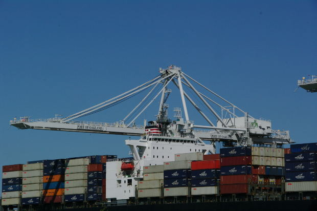 Freight @ Port of Oakland