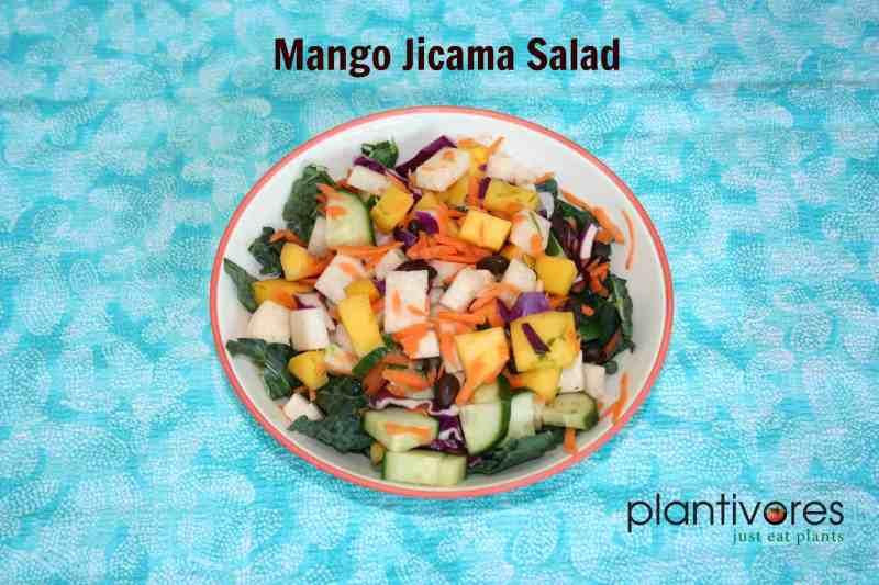 Mango Jicama Salad