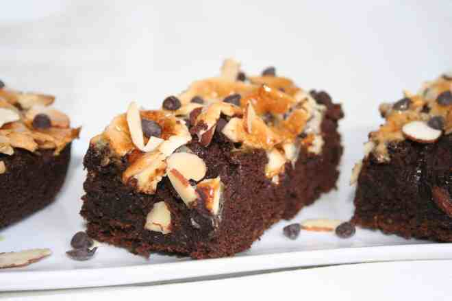 Rocky Road Brownies (vegan, oil-free, gf) | Plantivores