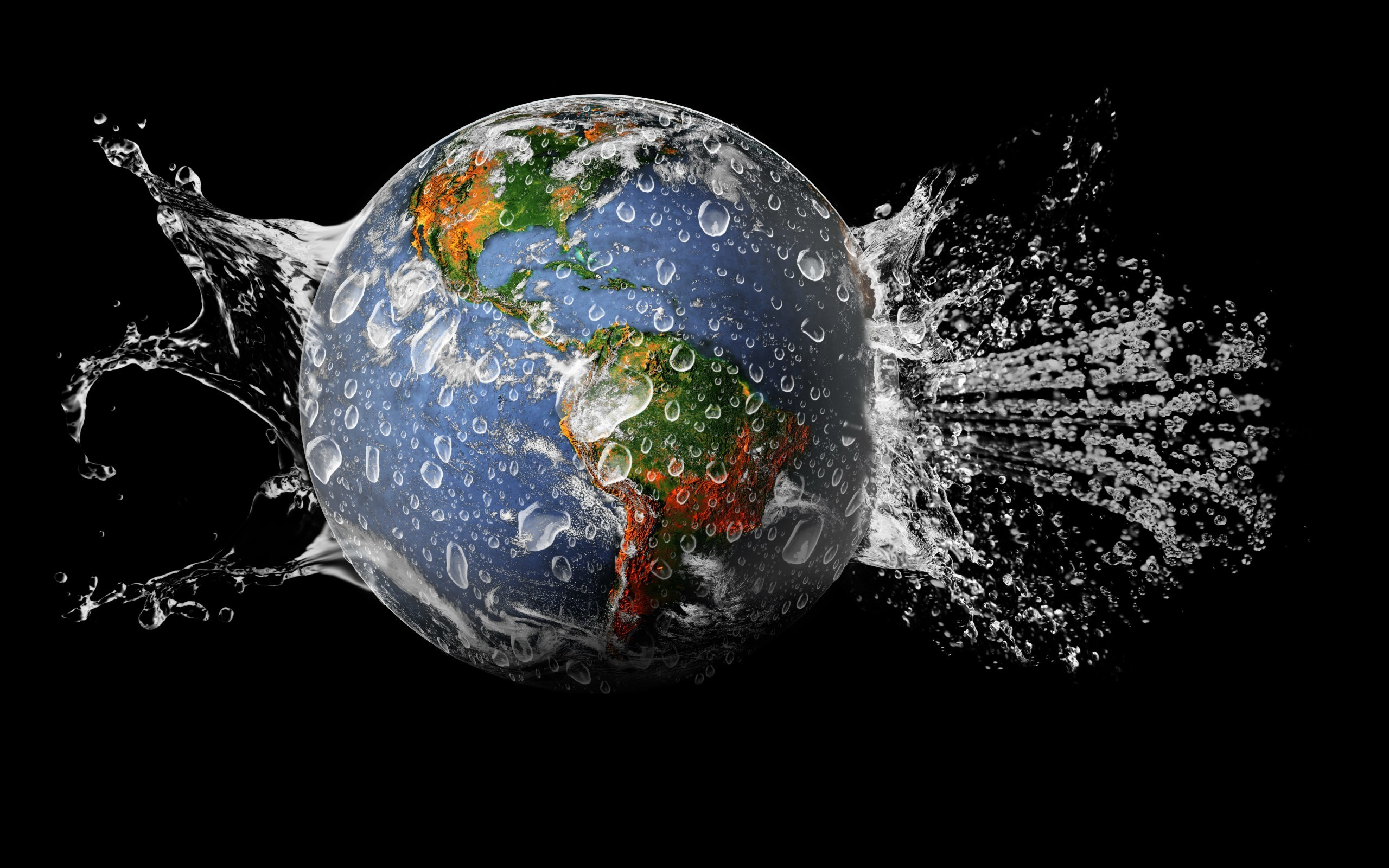The Water Cycle And The Origin Present And Future Of