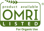 OMRI Listed For Organic Use