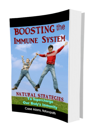 Boost the immune system by Case Adams