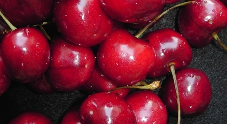 sleep quality and cherries