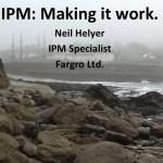 IPM: bringing it all together