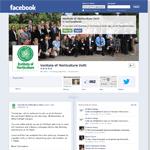Institute of Horticulture on Facebook