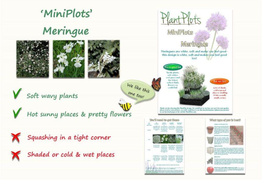 Garden Border Planting Design Plan soft planting style white flowers