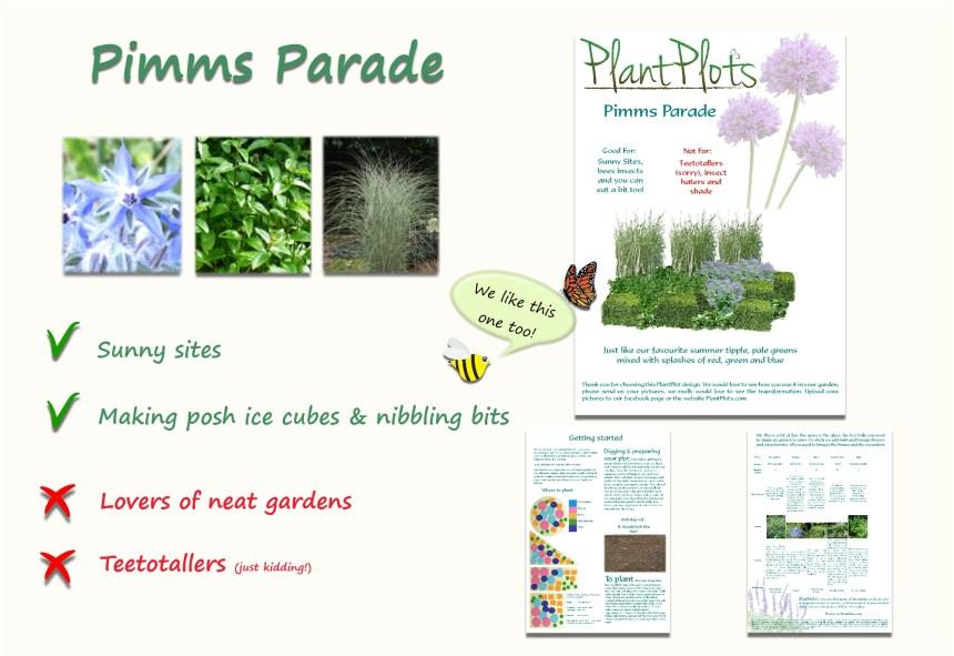 easy care garden border design product