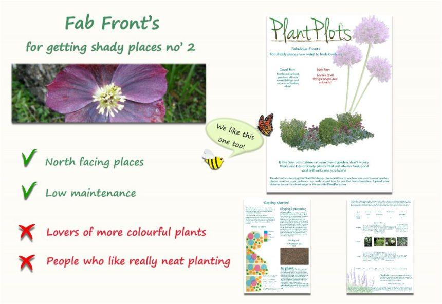 planting ideas for shade garden border design product
