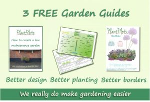 free low maintenance garden guides