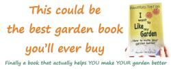 best garden design book - I Want to Like my Garden by Rachel McCartain