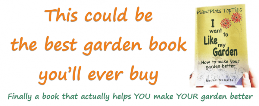 best garden design book - I Want to Like my Garden by Rachel McCartain