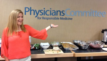 At PCRM to bring great education back to GR!
