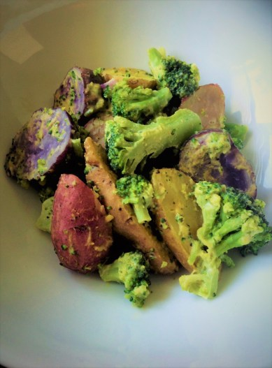 Healthy, delicious, plant-based, gluten-free. Dinner in minutes!
