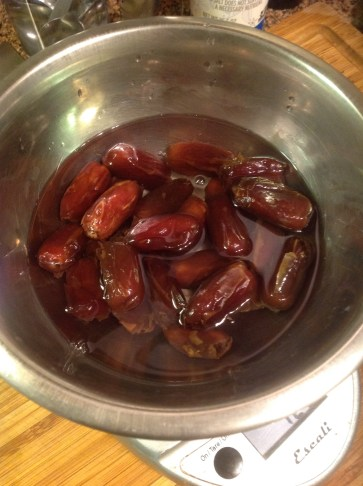 Chef's Sweet Tip: Soaked dates replace the typical refined sugar or syrup found in most brownie recipes. Dates are loaded with healthy fiber, making them a common go-to for healthy, plant-based sweetness