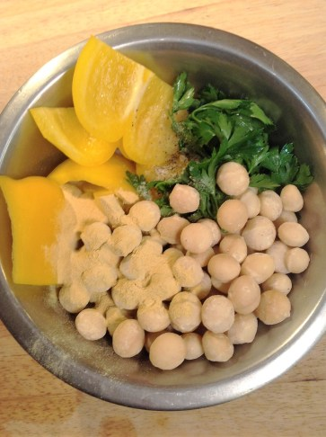 A few simple ingredients quickly come together for this easy, raw Macadamia nut vegan recipe