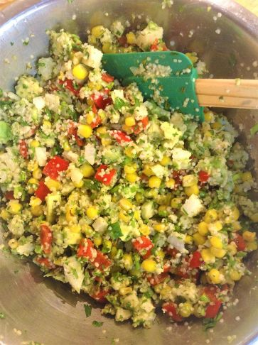 Use the hemp seed filling for tacos, stuffed mushrooms, or stuffed tomatoes