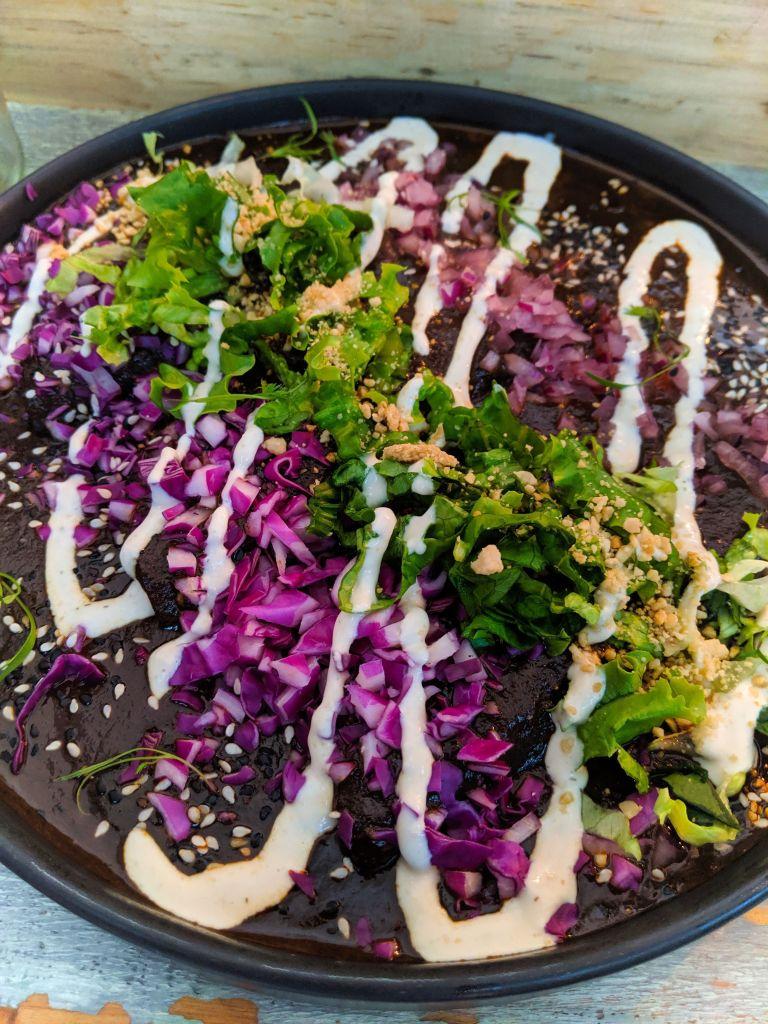 Enmolades from Vegamo MX Mexico City Vegan Food August 2019 (1)
