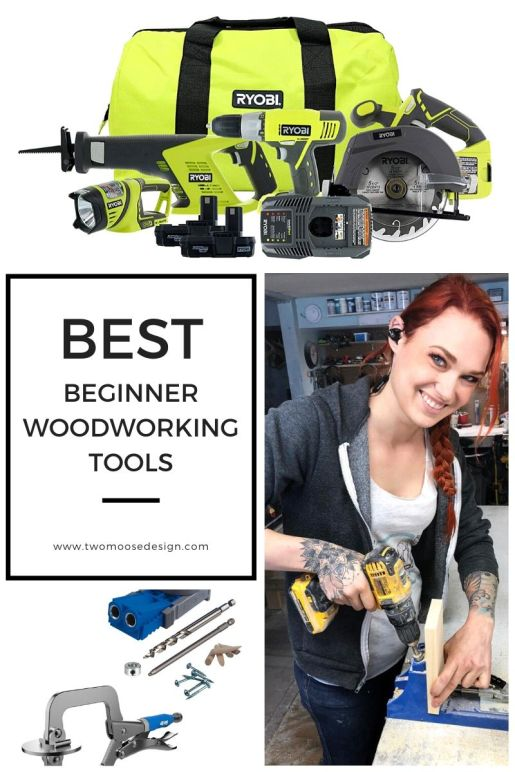 The Best Affordable Beginner Diy Woodworking Tools