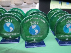 2011 Green Globe Awards