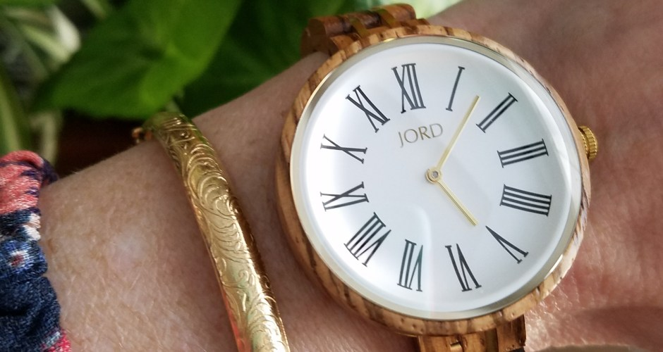 JORD Watch Knows it's 5:00 Somewhere – Giveaway Time