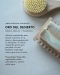 jabón de argán y arcilla