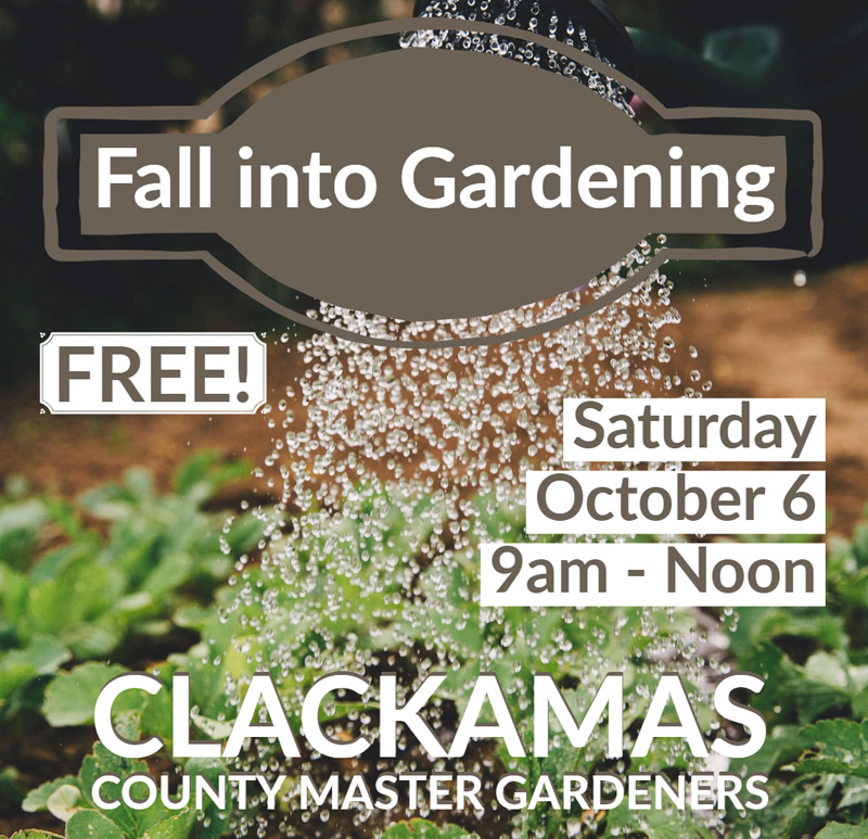 Fall into Gardening with OSU Master Gardeners™