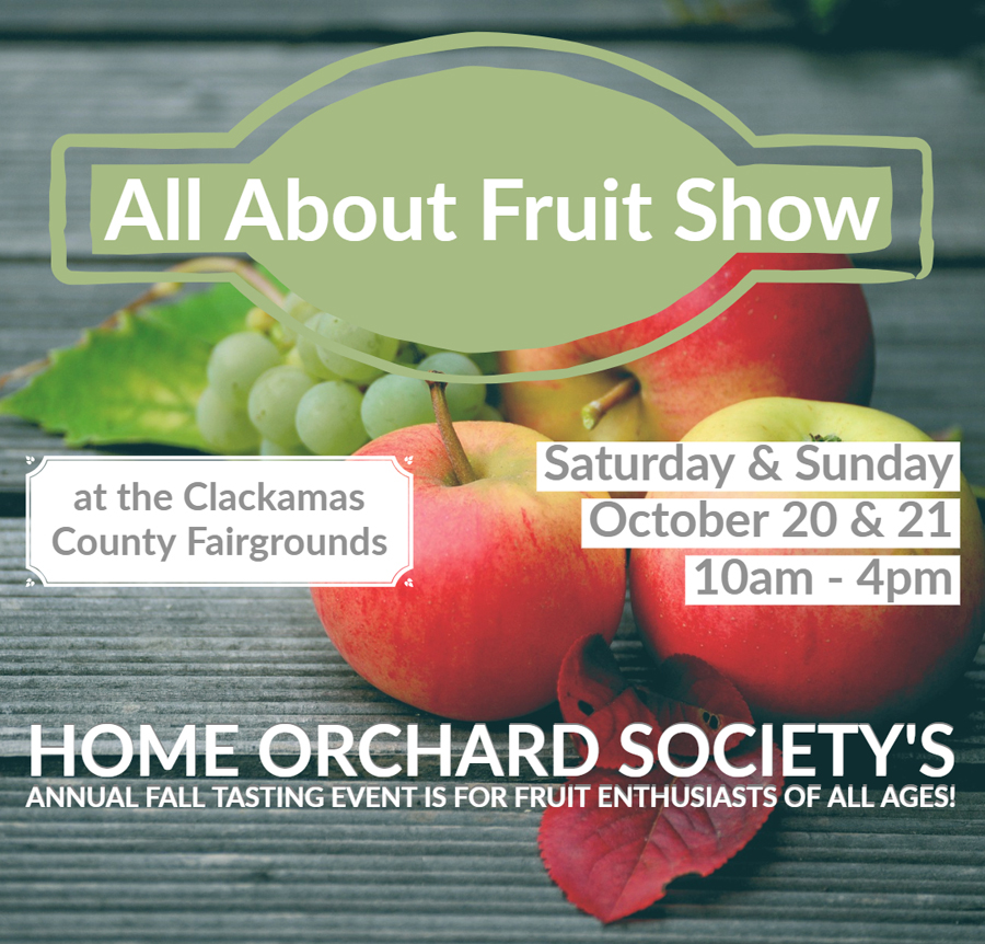 2018 All About Fruit Show!