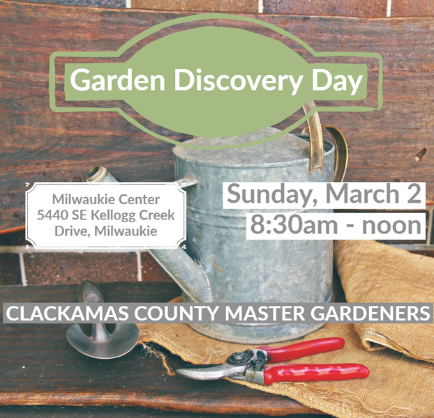 Get Essential Gardening Tips on March 2nd at Garden Discovery Day!