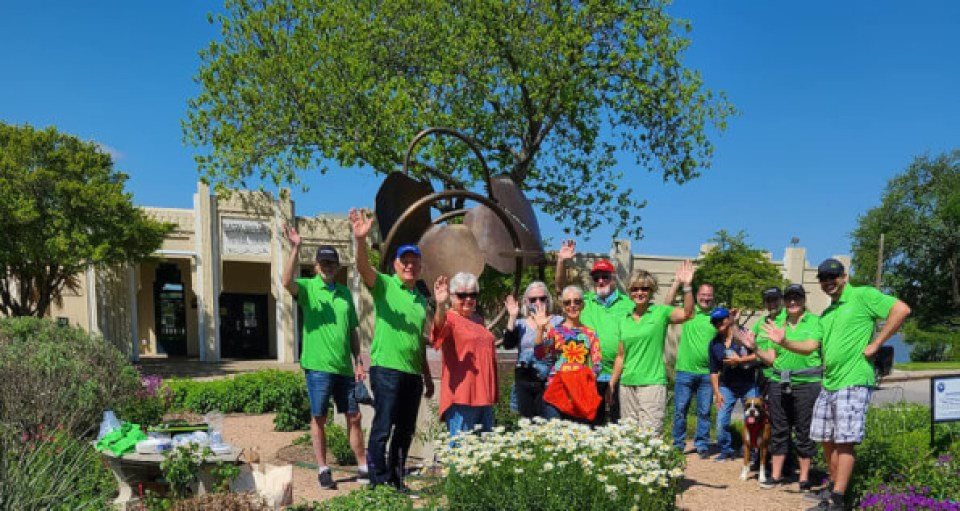 PlantTAGG and Dallas County Master Gardeners