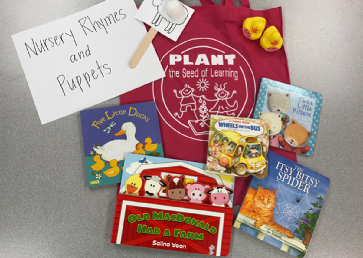 Nursery Rhymes Amp Puppets Plant The Seed Of Learning