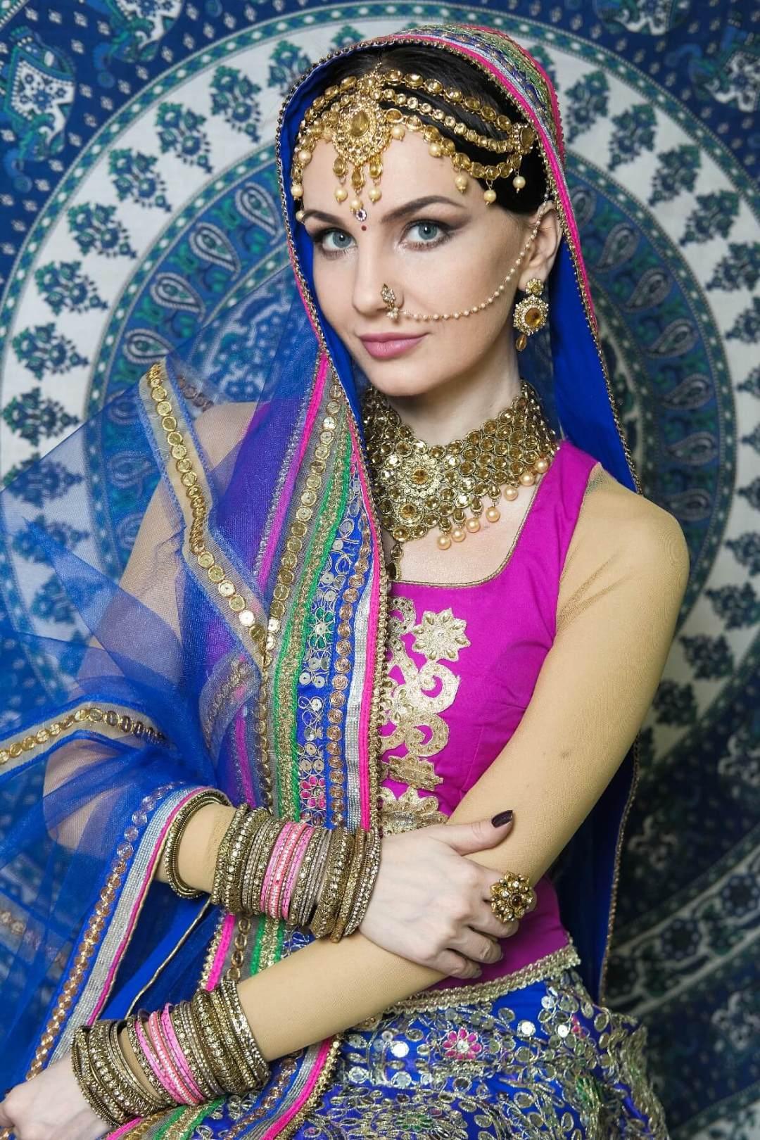 The Maharani bridal look