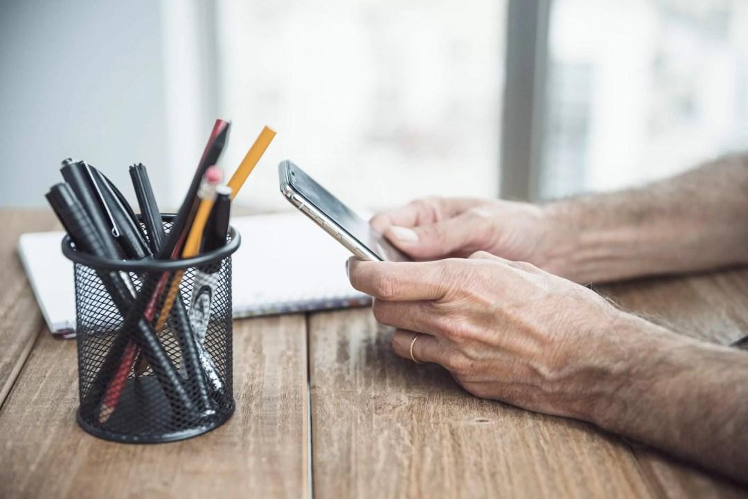 Keep pencils and pens at hand