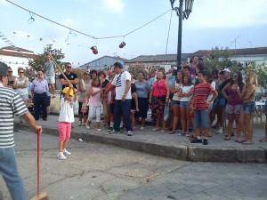 Juegos Infantiles (Archivo Ayuntamiento)
