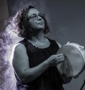 Marta Serrano Gil (Foto cortesía de Feliciano Morán)