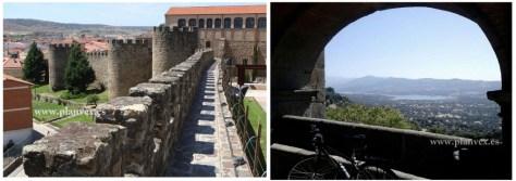 Muras de Plasencia y Ermita del Puerto planVE Extremadura