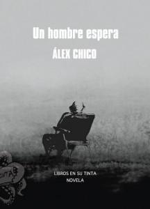Álex Chico Un hombre espera, portada