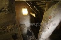 La celda de San Pedro Alcántara en El Palancar