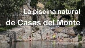 Piscina Natural de Casas del Monte