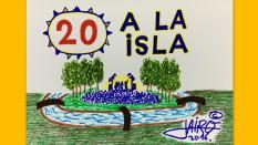 20 a La Isla, agosto 2016