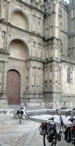 bicis en la catedral1
