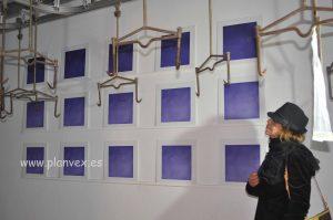 Instalación de Andrés Talavero.