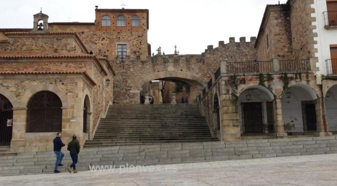 Cáceres planVE Extremadura