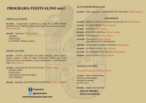Festivalino de Pescueza